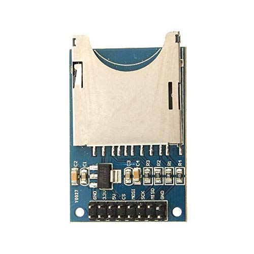 LKK-KK SD Card Module Slot Socket Reader Mp3 player FOR - products that work with official For boards
