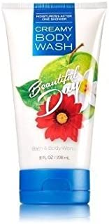 Bath and Body Works Beautiful Day Creamy Body Wash 8 Ounce