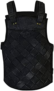 larp leather body armour