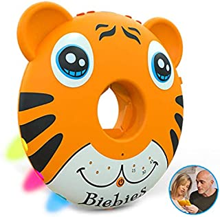 اسباب بازی Biebies Baby ، کودک Teether با ضبط صدا و پخش موسیقی ، طراحی حیوانات برای تولد ، دوش کودک ، هدیه کودک برای پسر و دختر
