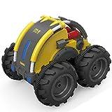 PowerLead Coche RC 1/24 Escala 15km / h Vehículo eléctrico controlado por Radio 2WD Todo Terreno para niños