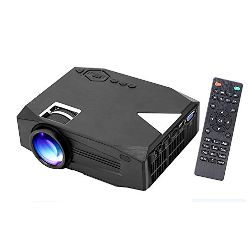 WiFi Proyector, Mini Video HD portatile con 1800 lúmenes y...