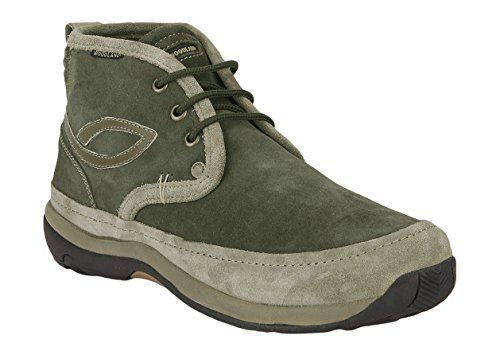 Woodland Olive Green Boots - 11 UK (45 EU) (12 US) (OGB 1980116_Olive Green)