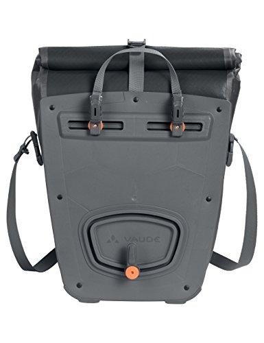 VAUDE Aqua Back Plus Hinterradtasche, Black, 44 x 33 x 31 cm - 2