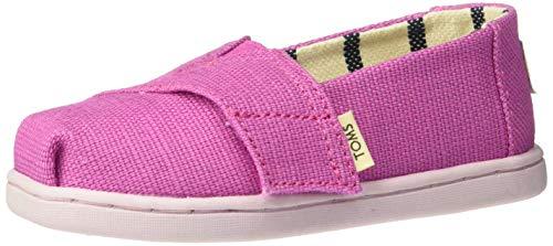 TOMS Unisex-Kinder Tiny Alpargata Espadrilles, Violett (Rose Violet 000), 37 EU