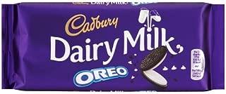 Cadbury Dairy Milk Oreo Cookies 120g