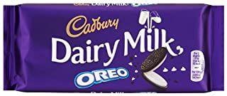Cadbury Dairy Milk Oreo, 120g (B009JS252U) | Amazon price tracker / tracking, Amazon price history charts, Amazon price watches, Amazon price drop alerts