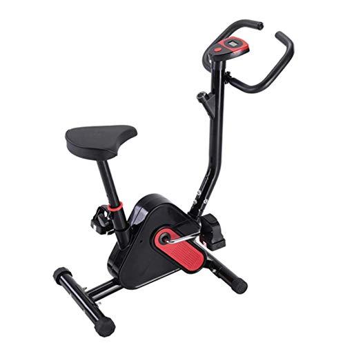 JIN GUI Bicicleta estática para el hogar, Entrenador de Fitness, máquina para Ejercicios de pérdida de Peso para Interiores, Bicicleta, Equipo de Fitness para Bicicleta estacionaria