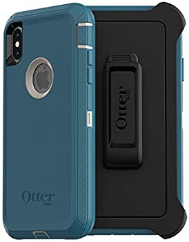OtterBox Defender Case for iPhone Xs MAX - Non-Retail Packaging - Big Sur