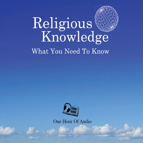 Religious Knowledge audiobook cover art