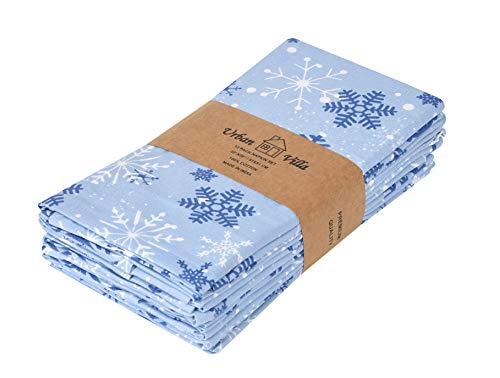 Top 10 Best Selling List for snowflake kitchen towels