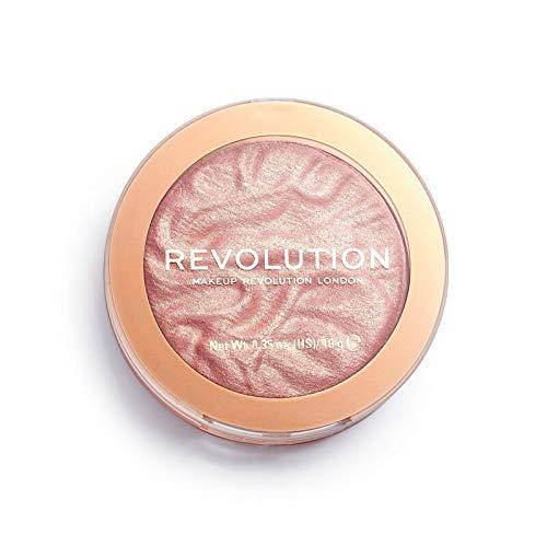 Makeup Revolution Highlight Reloaded Make An Impact, Pink, 10 g