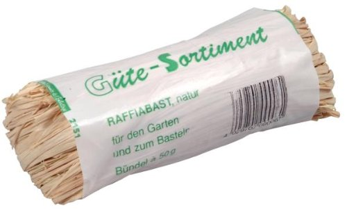 HOFMEISTER® Raffia-Bast, 50 Gramm