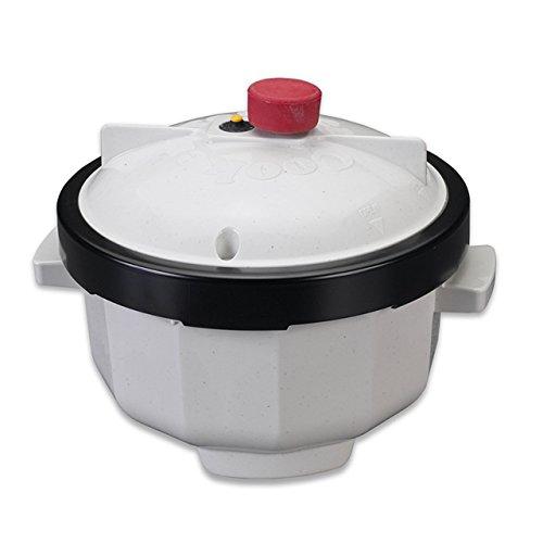 Nordic Ware Microwave Tender Cooker 2.5 Quart