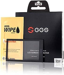 GGS Protector de Pantalla LCD Pro Glass para Nikon Z6 Z7