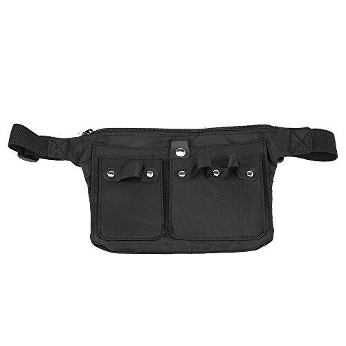 Hair Stylist Waist bag, Anself Barber & Salon Holster Pouch Makeup bag for Hair Cutting Clippers,Combs,Salon Tools,Makeup Tools