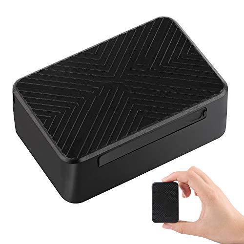 Car GPS Tracker, anti-Lost Locator allarme, 2G impermeabile auto Tracker GPS magnete, Voice monitoraggio Locator per 25 giorni in standby,...