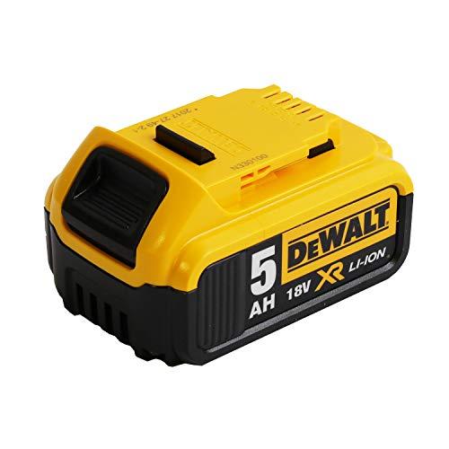 DeWalt Batería para Herramienta Modelo DCB184 para la Gama XR 18V 5,0Ah Li-Ion
