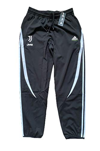 adidas Palace Skateboards x x Juventus Fussball Track Pants Schwarz Herren Hose Men's L