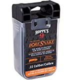 HOPPE'S Original Boresnake Reinigungsschnur DEN für Kurzwaffen (9mm.357.380.38 Caliber)