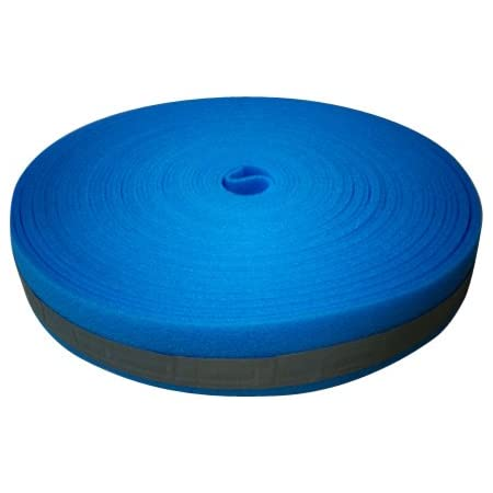 Randd/ämmstreifen Dilatation selbstklebend f/ür Fu/ßbodenheizung blau 150x8mm 25m