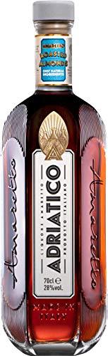 Adriatico Roasted Almonds Liquore Amaretto Liköre (1 x 0.7 l)