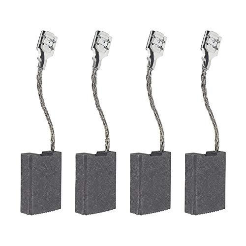 2 pares de escobillas de carbón 1607014171 compatibles con GWS 18-230 GWS 19-230