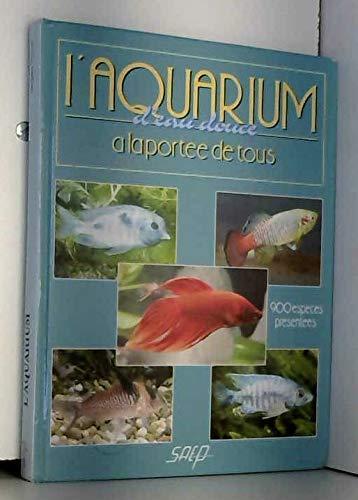 L'aquarium d'eau douce (Delta 2000 Anim)