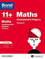 Bond 11+: Maths: Stretch Papers by Frances Down(2015-03-05)