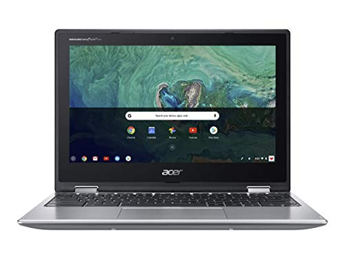 Acer Chromebook Spin 11 Intel Celeron N3350 1.10GHz 4GB Ram 32GB Flash Chrome OS (Renewed)