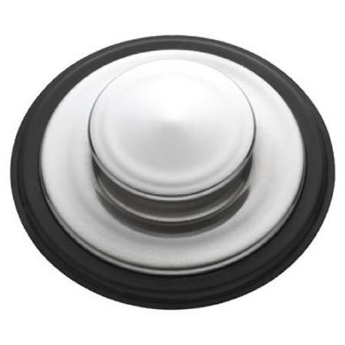 InSinkErator  STP-SS Sink Stopper for Garbage Disposals, Stainless Steel
