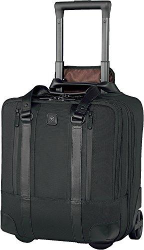 Victorinox Lexicon Professional Maletín 2 ruedas 38 cm compartimento para portátil negro