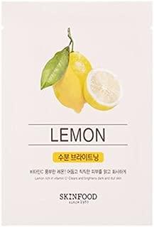 SKINFOOD Lemon Beauty in a Food Mask Sheet