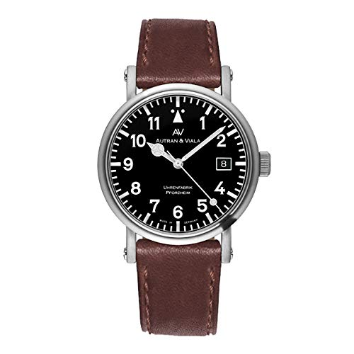Reloj de aviador automático Night Flight