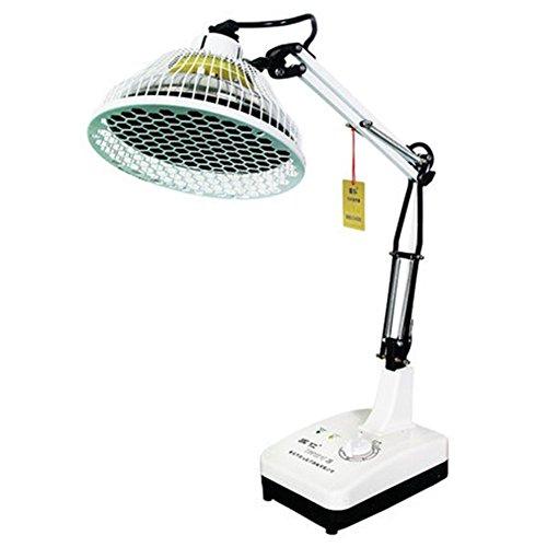 OPARYY Tischplatten-TDP-Lampen-Therapie-Mineralplatten-Hitze-Licht für Arthritis-Schmerzlinderungs-Behandlung Abnehmbarer Kopf 220W