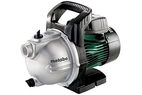 METABO Gartenpumpe P 4000 G 1100 Watt - Pumpe 600964000