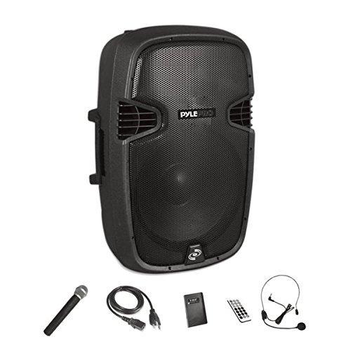 Wireless Portable PA Speaker