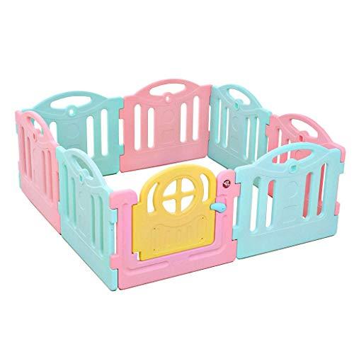 Relaxbx babyhek draagbare kinderspel, voor binnen en buiten, voor baby's, baby's en baby's