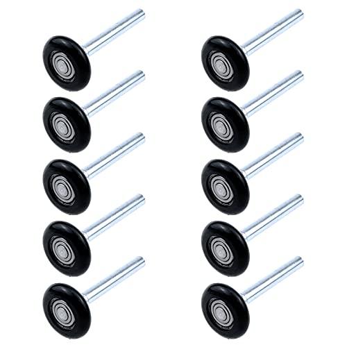 Semetall 10 Pack Premium Nylon Garage Door Roller,1.8