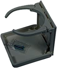 American Technology CH00100-BLK-1 Collapsible and Adjustable Drink Holder - Black