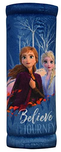 """Disney Eiskönigin EKKFZ443 - Imbottitura per cintura di sicurezza""""Frozen II"""", colore: Blu"""