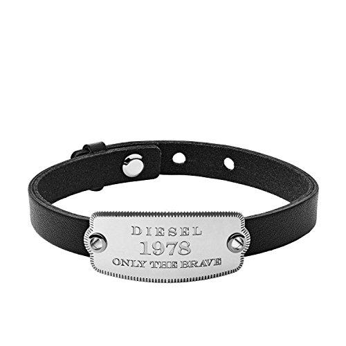 Diesel Abiertas Hombre acero inoxidable - DX1130040