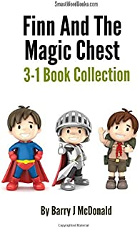 Finn And The Magic Chest - 3-1 Book Collection