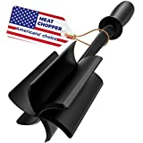 Professional Heat Resistant Ground Beef/Hamburger/Potato Masher | Nylon Ground Beef Chopper Tool | Hambuger Smasher Safe for Non-Stick Cookware