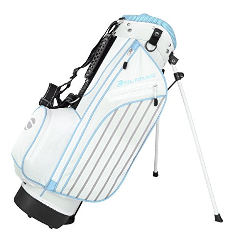 Orlimar Golf ATS Junior Girl's Sky Blue Golf Stand Bag (Ages 9-12)