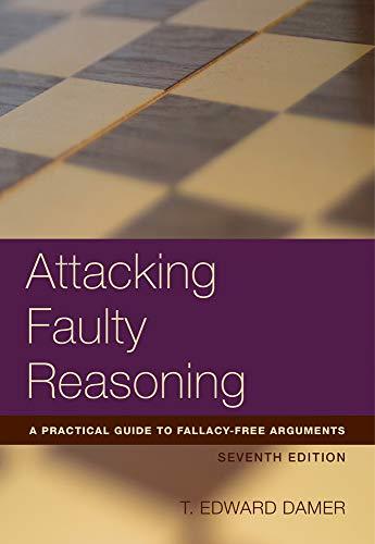 Attacking Faulty Reasoning