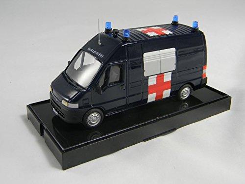 Giocher Ducato Ambulanza Carabinieri Gr D01Ac Auto 1/43
