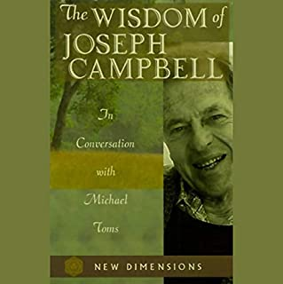 The Wisdom of Joseph Campbell audiobook cover art