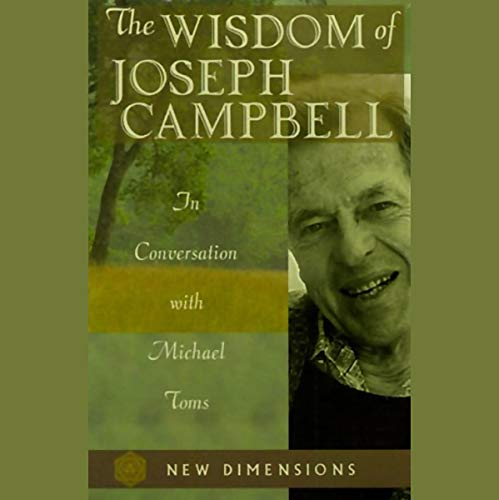 Couverture de The Wisdom of Joseph Campbell