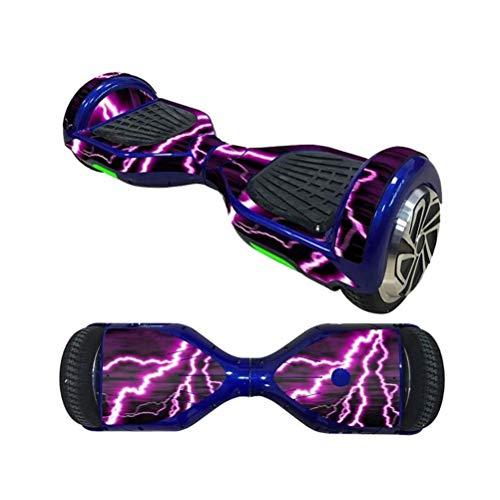 IMIKEYA 16,5 cm Aufkleber für selbstbalancierende Elektro-Scooter, Schutzhülle für Balance Board (AL-0098)
